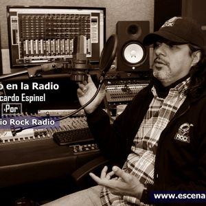 Escenario en la Radio con Ricardo Espinel #1068 08/06/2016