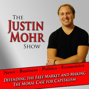 The Justin Mohr Show - James Grant On The Economy And Negative Interest Rates!