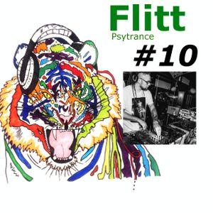 Viele bunte Farben Podcast #10 - Flitt (Psytrance)