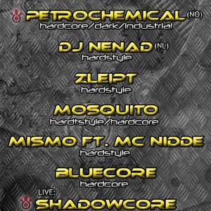 Mismo Ft. MC Nidde @ Club Machinecore 27-07-12