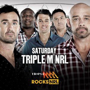 Triple M Saturday NRL Hour 2