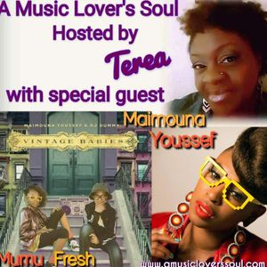 Soul Conversations with Mumu Fresh on A Music Lover's Soul with Terea'