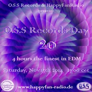 OSS Records Day 20
