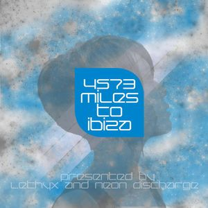 4,573 Miles To Ibiza #28: Deep Edition with Neon Discharge (7-6-13)