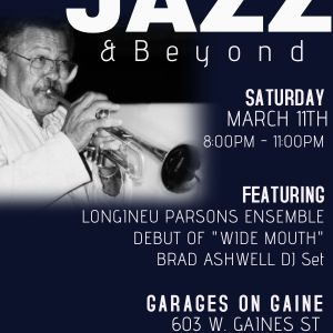 Jazz & Beyond 3.11.17 - Widemouth