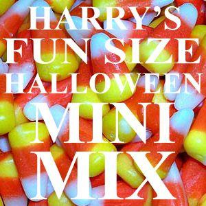 Harry's Fun Size Halloween Mini Mix (2012)