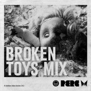 Matthew Miles - Broken Toys [Perc Promo Mix Oct '12]