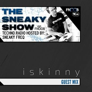 The Sneaky Show guest mix