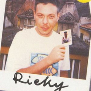 Ricky Montanari @ Echoes, Misano (RN) - 19.09.1992
