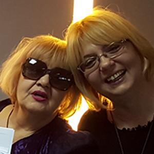 25 martie 2014. Chipuri fără măști, cu Rodica Mandache și Emilia Popescu