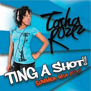 Tasha Rozez - Ting A Shot Mixtape (teaser) 2010