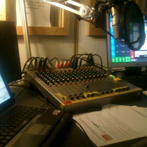 Fred Hart On Tone Radio - 09/02/2012