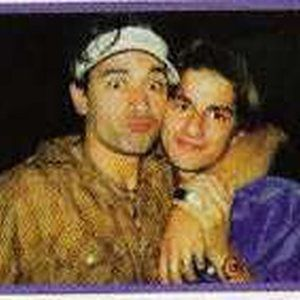 Dave Davis & Youri at Cherry Moon (Lokeren - Belgium) - 9 March 1997