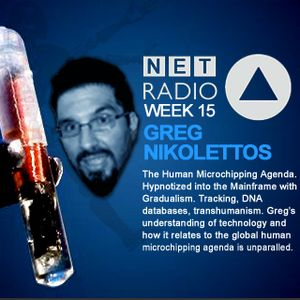 Week 15 - Greg Nikolettos