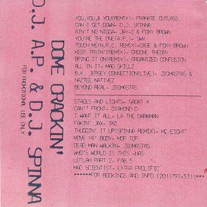 Dome  Crackin - Side B - DJ Spinna (1996)