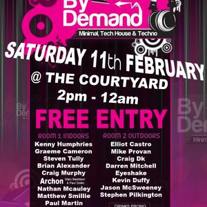 By Demand sat 11th feb 2012