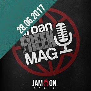 FreeK Urban Mag (28.06.17): Ft. Doppia Erre, Pete Penicka & DJ 1Ear