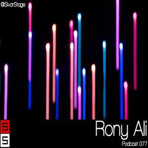 Sivar Stage Podcast 077 Rony Ali 02/11/12