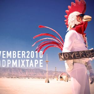 November 2010 dj ddp Mixtape