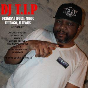 DJ TIP-The Warehouse Show Apr 24 2015