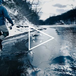 34Travel Music For Ice Fishing (mixed by KorneJ)