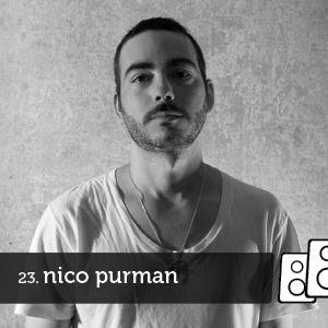 Soundwall Podcast 23 : Nico Purman