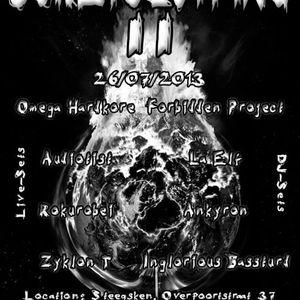 FORBIDDEN PROJECT @ CORETSLUITING II - 'T STEEGSKE GENT 26.07.2013