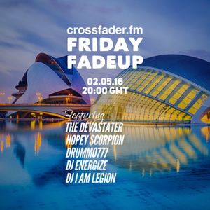 DJ Rod on Friday Fadeup, February 5 2016