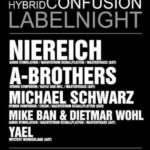Mike Ban & Dietmar Wohl live @ Audio Stimulation and Hybrid Confusion Labelnight
