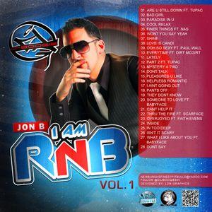 I AM RnB VOL. 1 JON B EDITION