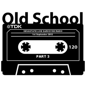 DEVASTATE OLDSKOOL Live Darksyde Radio 1st September 2012 PART 3