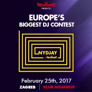 NYDJAY by NEW YORKER - [Dj Hotshot] - [Croatia]