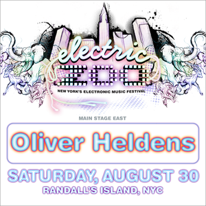 Electric Zoo Countdown Mix - Oliver Heldens