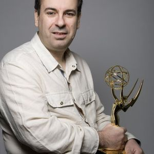 "O animator και βραβευμένος με ΕΜΜΥ Νάσος Βακάλης στην εκπομπή ""Το μήλο της Εύας"""