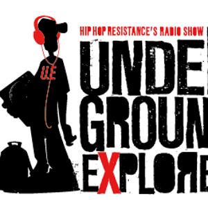 13/01/13 Underground Explorer Radioshow Part 1 Every sunday to 10pm/midnight With Dj Fab
