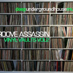 Groove Assassin Deep Underground House Vinyl Vaults Vol2