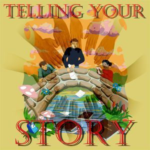 Telling Your Story with David Cuthbertson, 15 September 2019, Volunteering