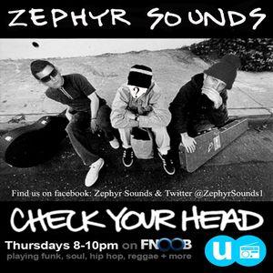 Check Your Head (show no 42) 24.01.13
