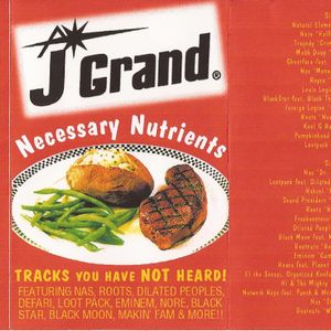 J Grand - Necessary Nutrients (side a)