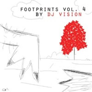 DJ Vision - Footprints vol. 4