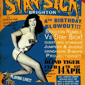 Stay Sick Radio Show (7th April 2012) SPECIAL