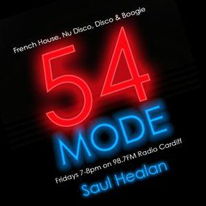 54 Mode Radio Show: Friday 17th September