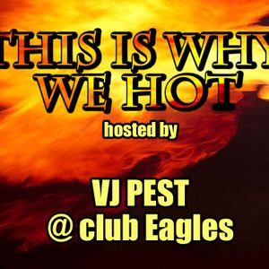 11.01.2014 EAGLES THIS IS WHY WE HOT BLACK PARTY