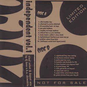 DJ Koco A.k.a. Shimokita - Independent Vol. 1 