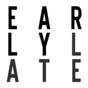 EarlyLate Radio Show #01 (ADLV & Latenc e)