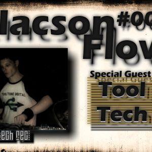 tooltech - dj set - clacson flow podcast 006