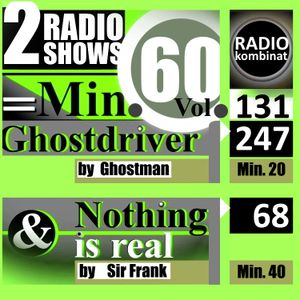 2 Radioshows = 60 Min./ Vol. 131