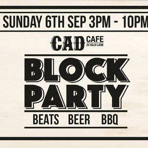 CAD CAFE BLOCK PARTY - JNR - Pt.2