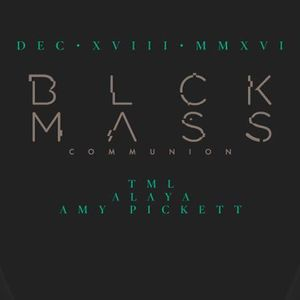 Simon Alaya Live @ Black Mass