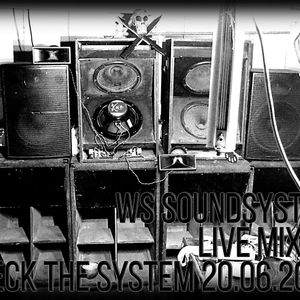 (part 6) WS soundsystem live@Сheck The System 20.06.2015
